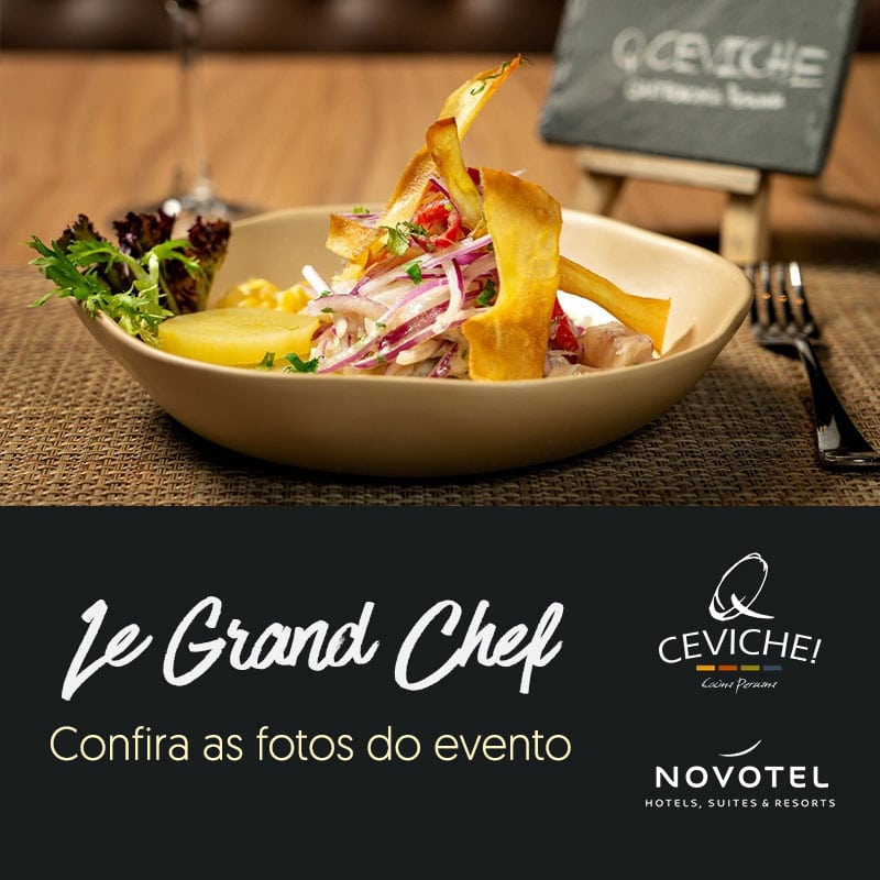 Le Grand Chef no QCeviche!