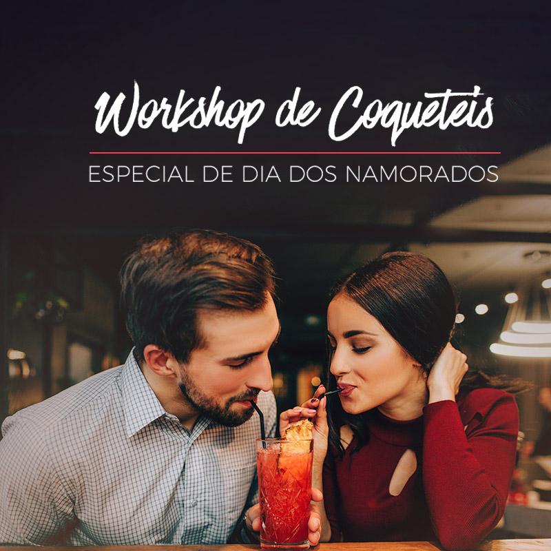 Workshop Coquetéis