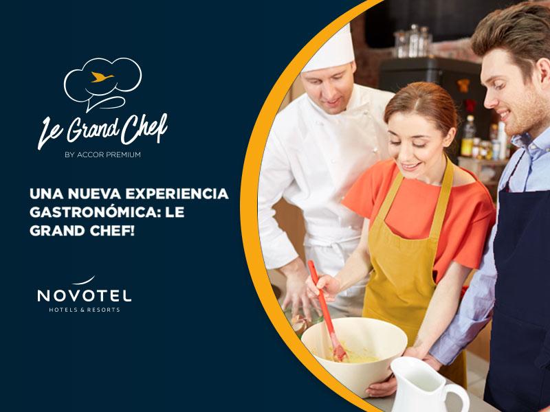 Le Grand Chef Chile