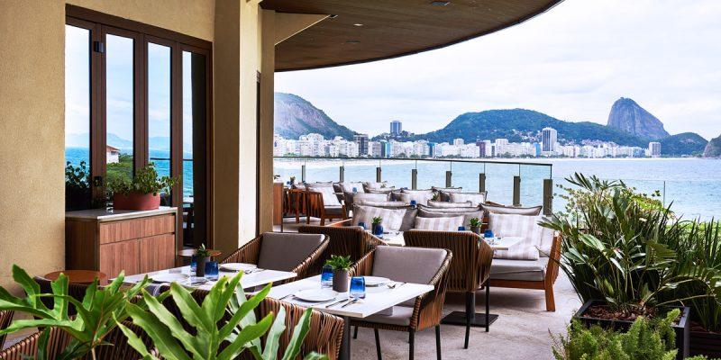 Marine Restô - Fairmont RJ Copacabana